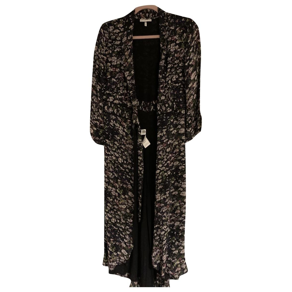 Ganni Fall Winter 2019 Kleid in Viskose