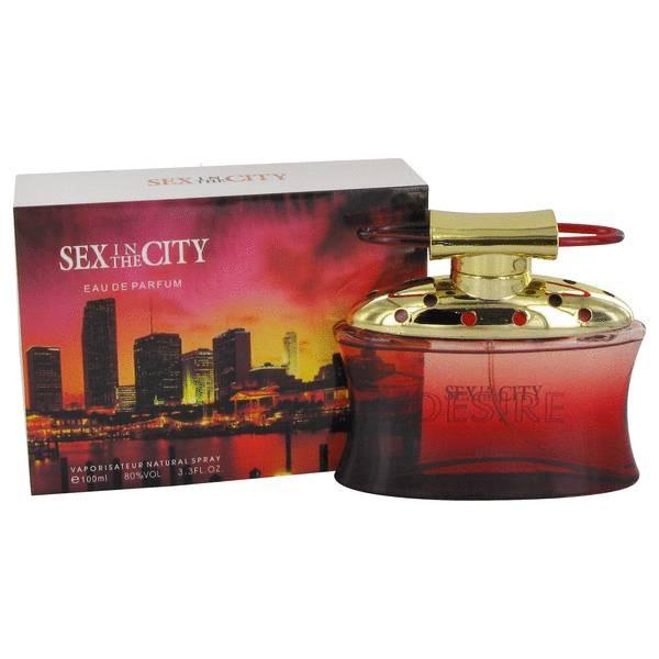 Desire - Sex In The City Eau de parfum 100 ML