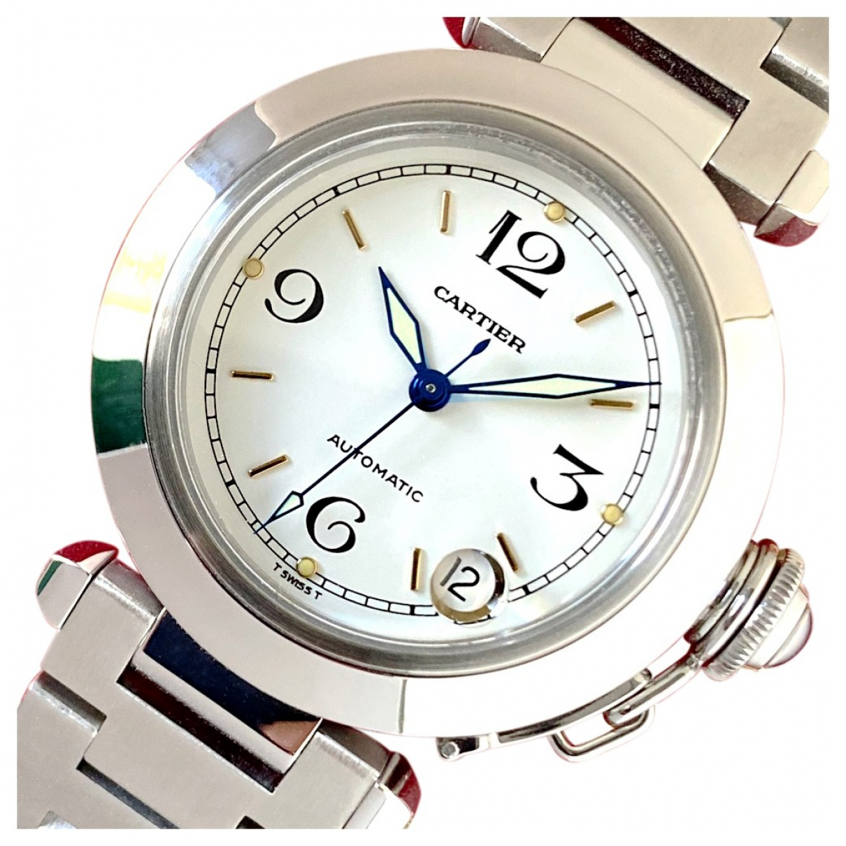 Relojes Pasha Cartier