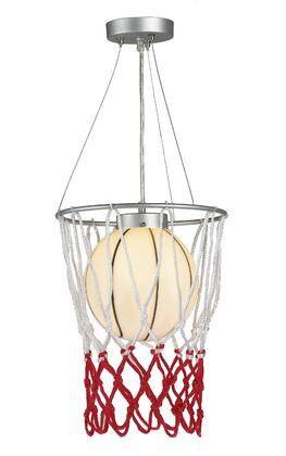 ZA33 1-Light Childrens Lighting with Crystal Materials and 31.5 Watts in gold