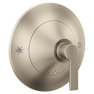 Moen TS3201 Doux Single Handle Moentrol Pressure Balanced Shower Trim (Brushed Nickel)