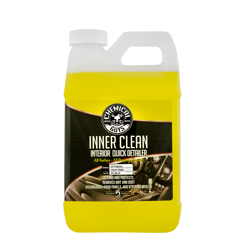 Innerclean Interior Quick Car Detailer And Protectant - Chemical Guys