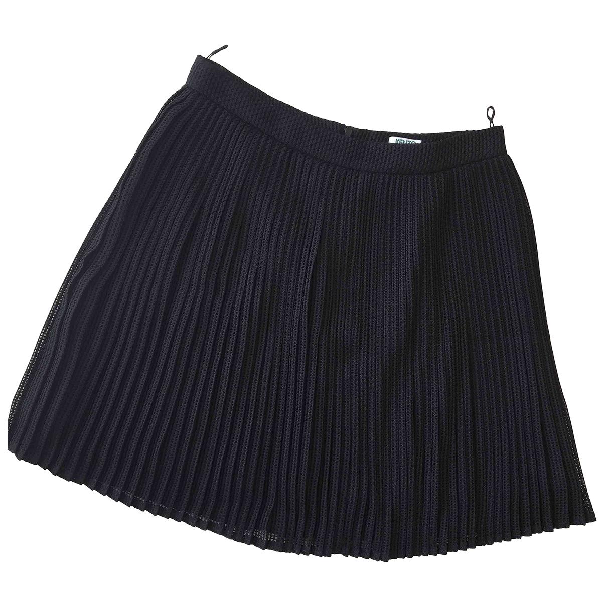 Kenzo \N Black skirt for Women 42 IT
