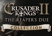 Crusader Kings II - The Reapers Due Collection DLC EMEA Steam CD Key