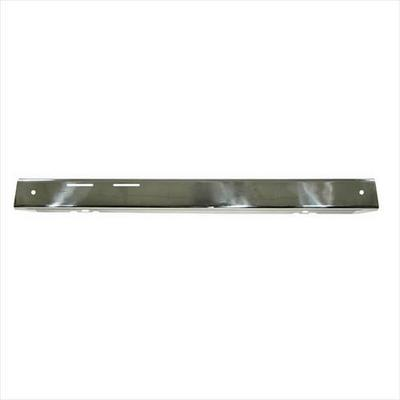 Rugged Ridge Front Bumper Overlay (Stainless Steel) - 11109.01