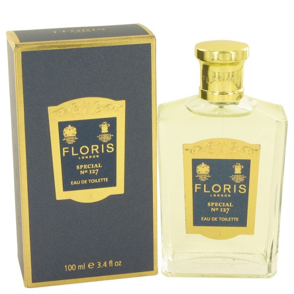 Floris London - Special No 127 : Eau de Toilette Spray 3.4 Oz / 100 ml