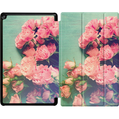 Amazon Fire HD 10 (2017) Tablet Smart Case - Garden Party von Joy StClaire