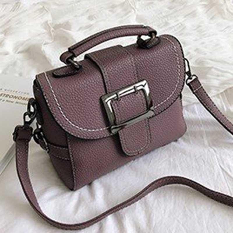 Ericdress Casual Belt PU Crossbody Bags