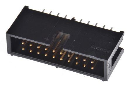 Hirose , HIF3F, 20 Way, 2 Row, Straight PCB Header
