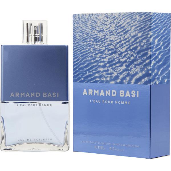 LEau Pour Homme - Armand Basi Eau de toilette en espray 125 ml