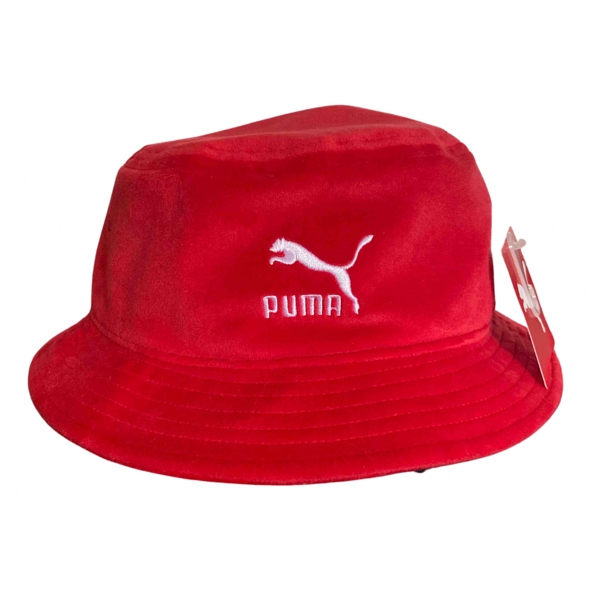 Puma N Red Suede hat for Women M International