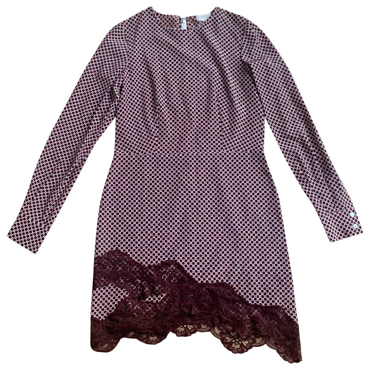 Stella Mccartney \N Silk dress for Women 40 IT