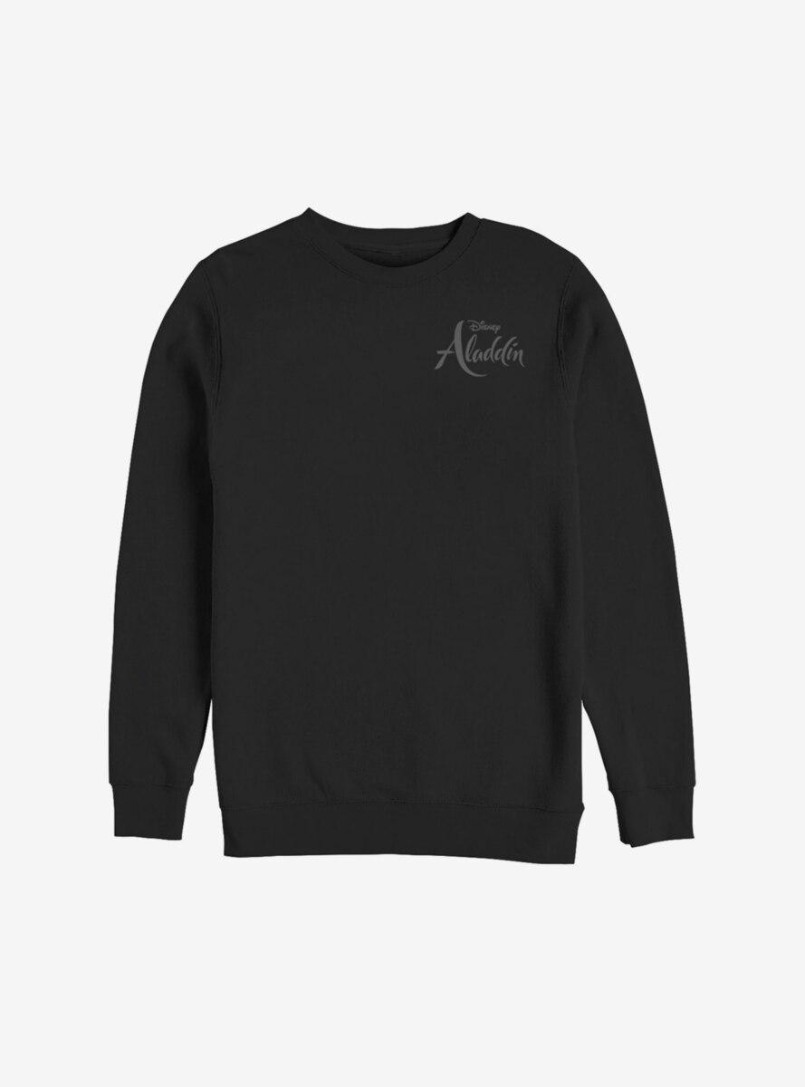 Disney Aladdin 2019 Pocket Logo Sweatshirt