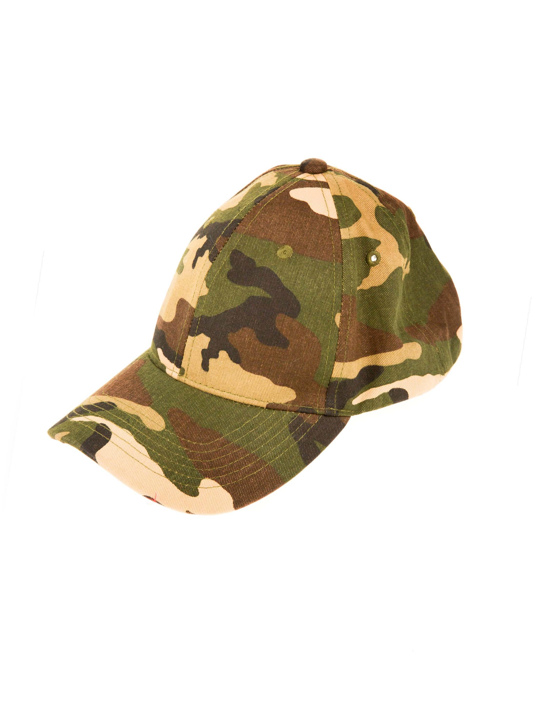Kostuemzubehor Baseball Cap camouflage