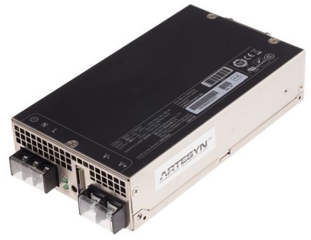 Artesyn Embedded Technologies , 310W Embedded Switch Mode Power Supply SMPS, 15V dc, Enclosed, Medical Approved