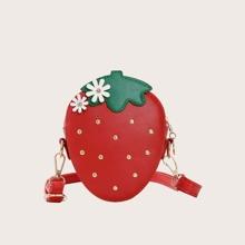 Strawberry Crossbody Bag