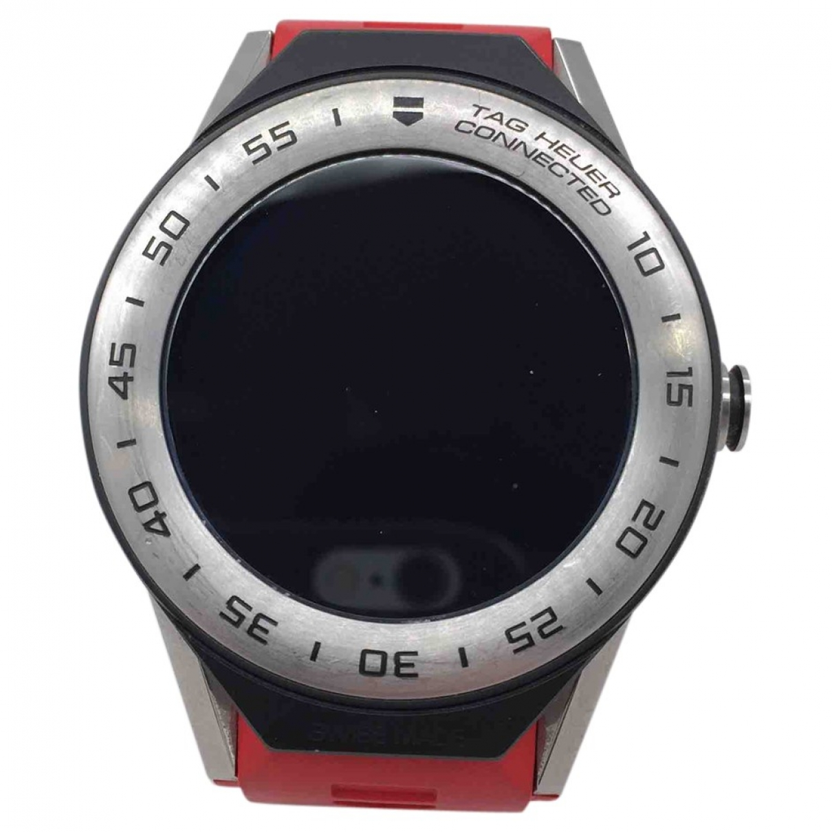 Tag Heuer Connected Red Steel watch for Men \N