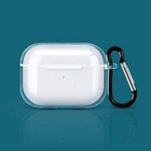 Clear Airpods Case With Hook