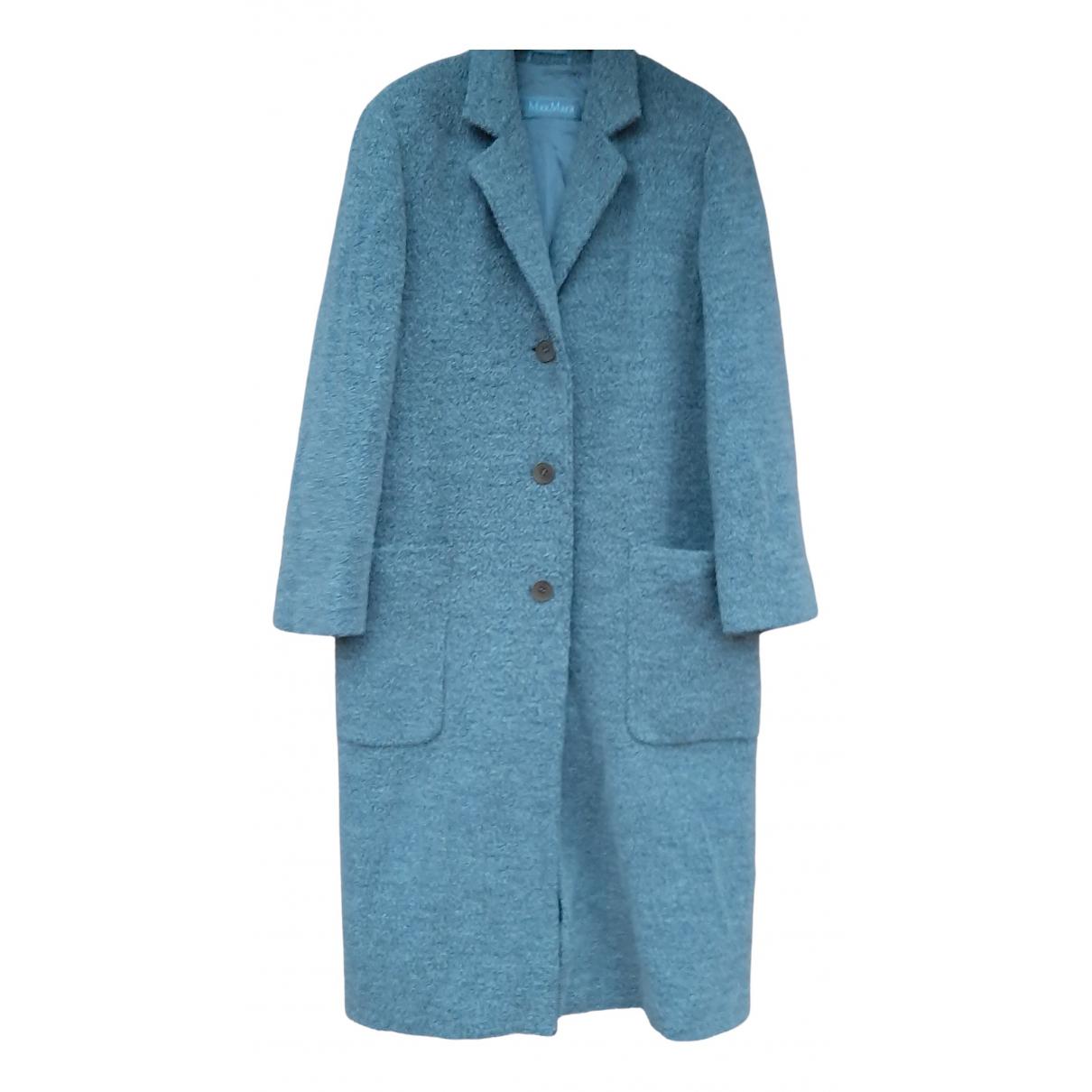 Max Mara \N Grey coat for Women 42 IT