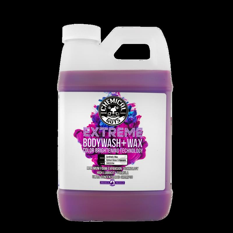 Extreme Body Wash Plus Car Wax - Chemical Guys