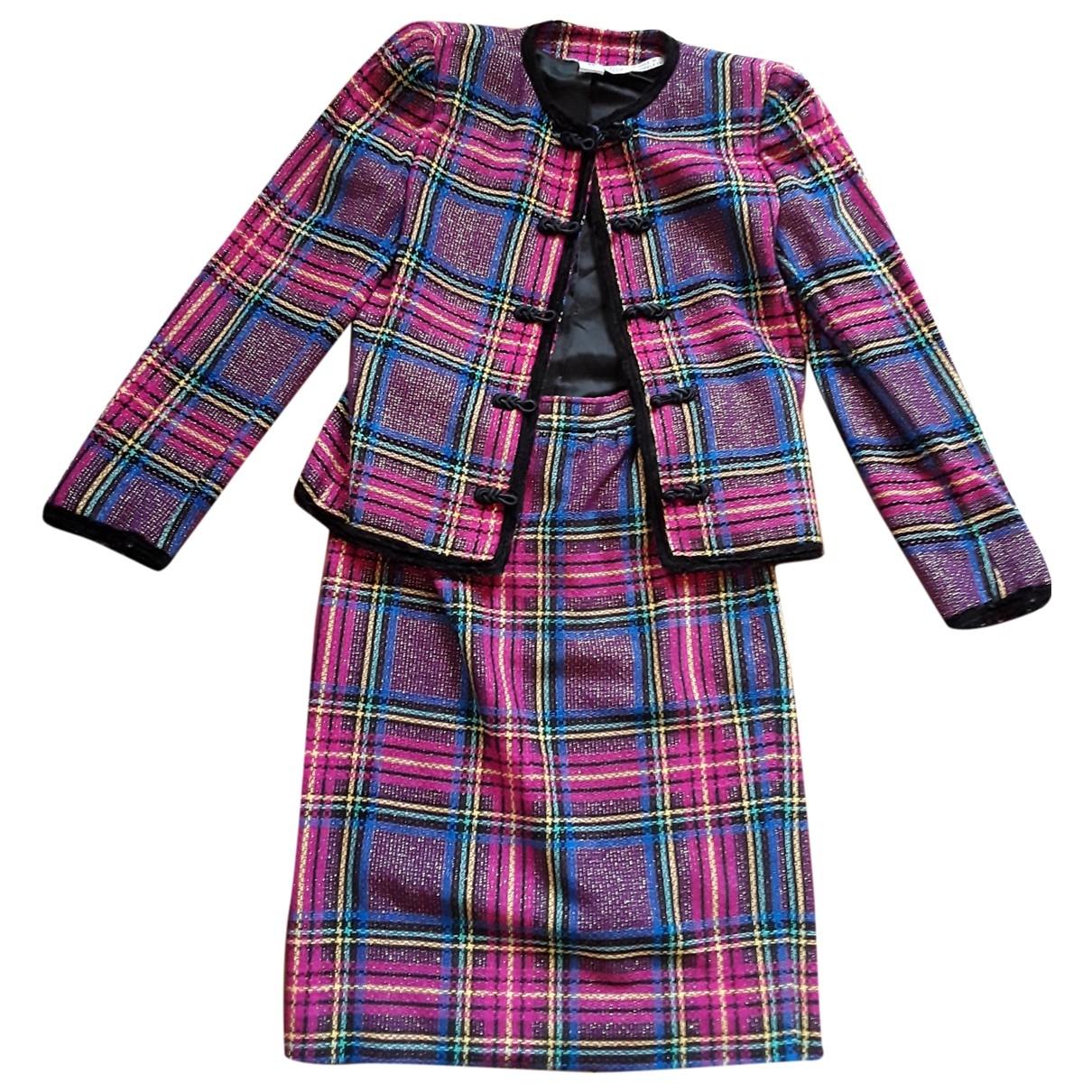 Ungaro Parallele - Veste   pour femme en laine - violet
