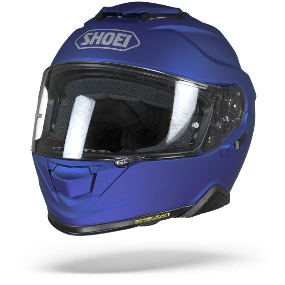 Shoei GT-Air II Casque Integral Bleu Mat L