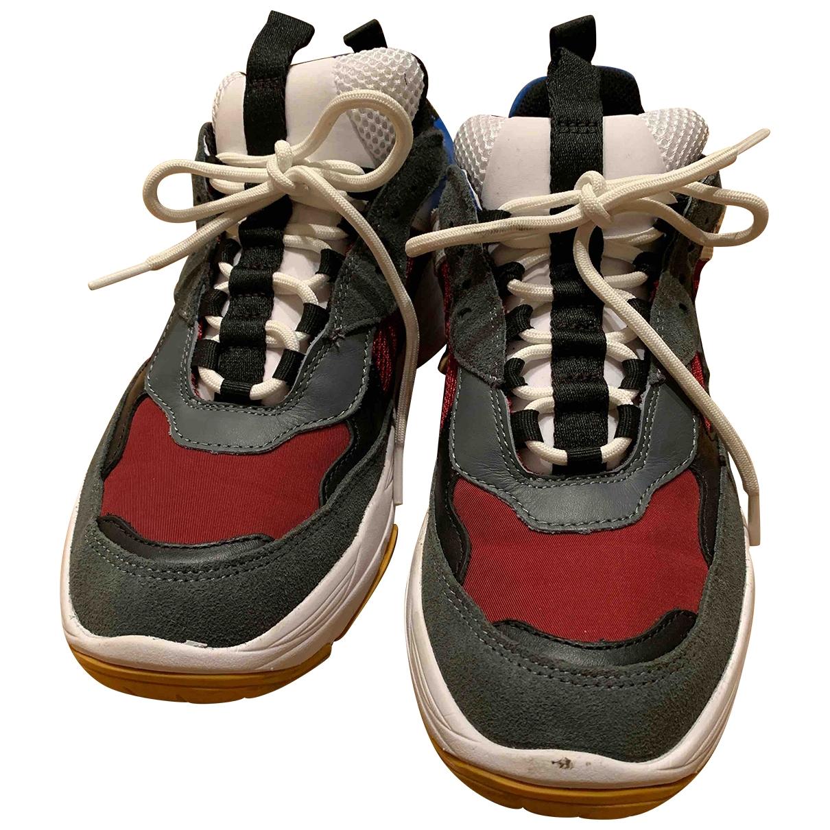 Calvin Klein \N Sneakers in  Bunt Leder