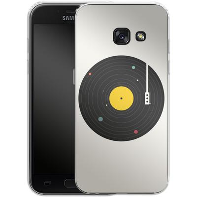 Samsung Galaxy A3 (2017) Silikon Handyhuelle - Music Everywhere von Florent Bodart