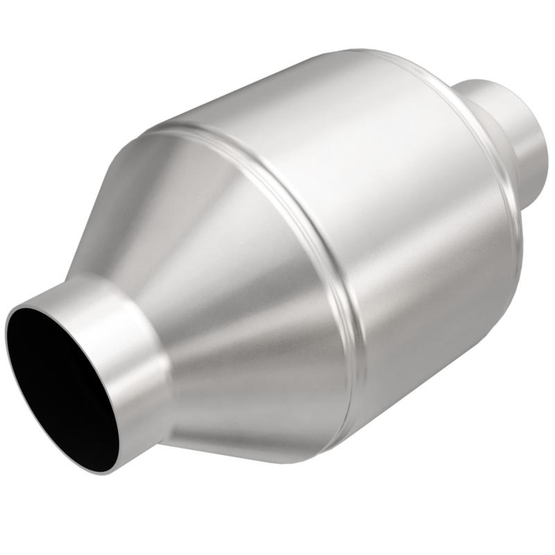 MagnaFlow 51654 Exhaust Products Universal Catalytic Converter - 5.00in. Front Left
