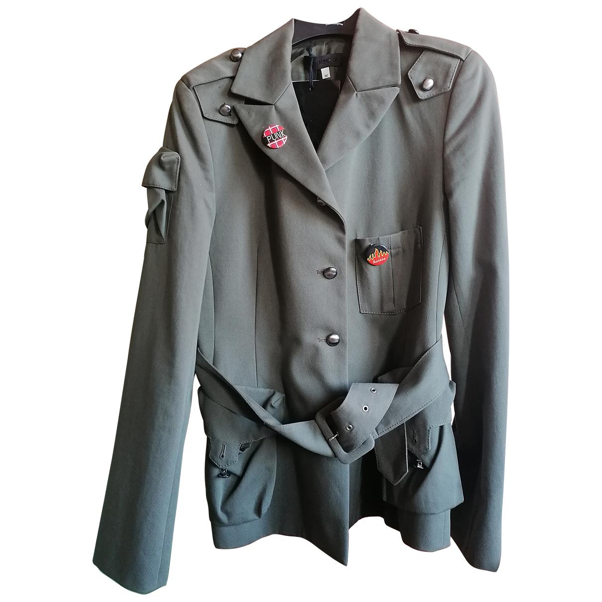 Imperial - Veste   pour femme en coton - kaki