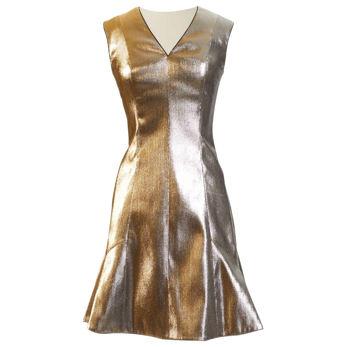 Louis Vuitton - Robe   pour femme - dore