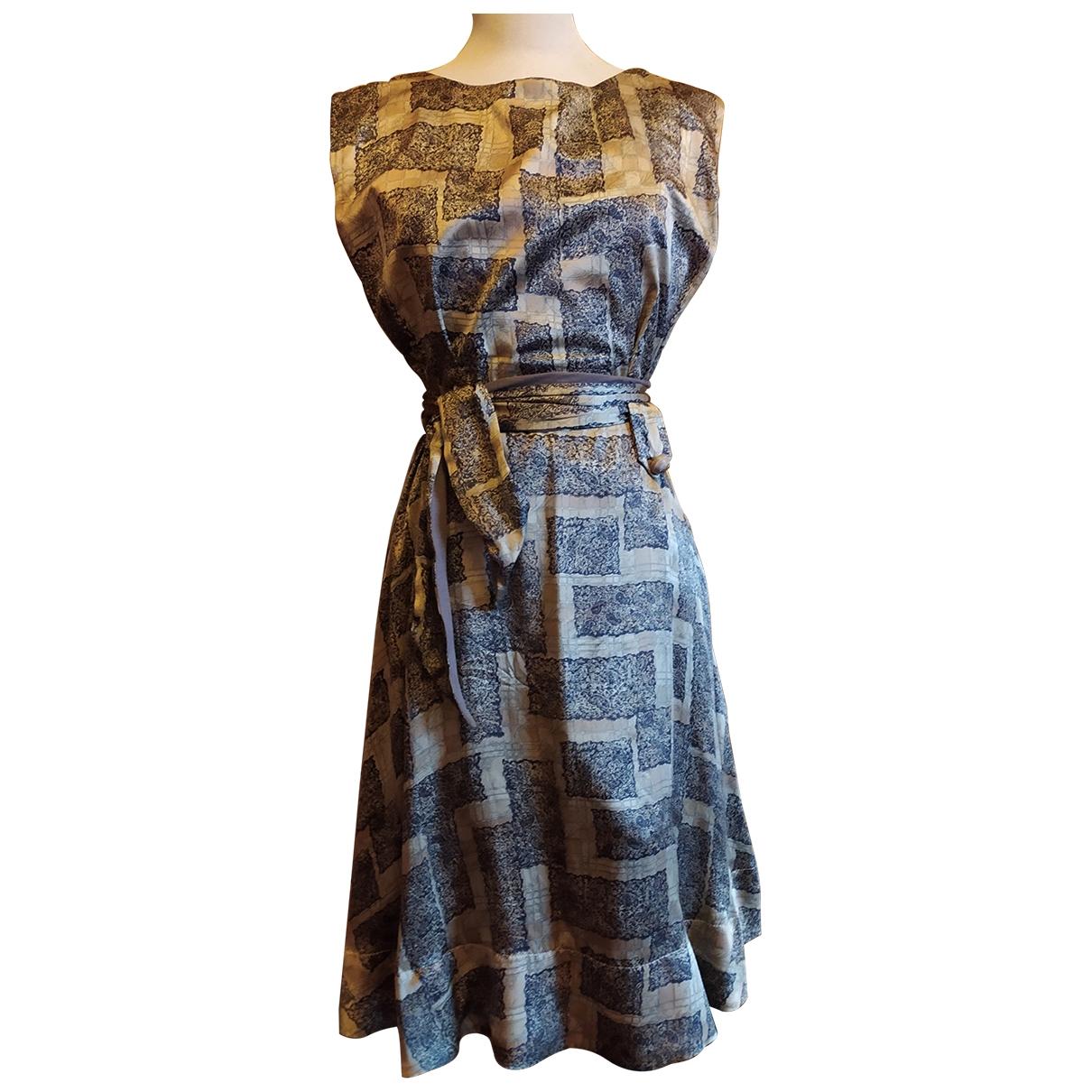 Maliparmi \N Kleid in Seide