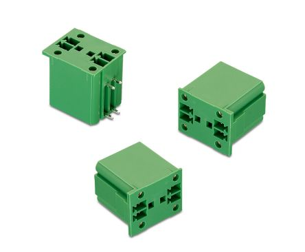 Wurth Elektronik , WR-TBL, 3283, 4 Way, 2 Row, Horizontal PCB Header (85)