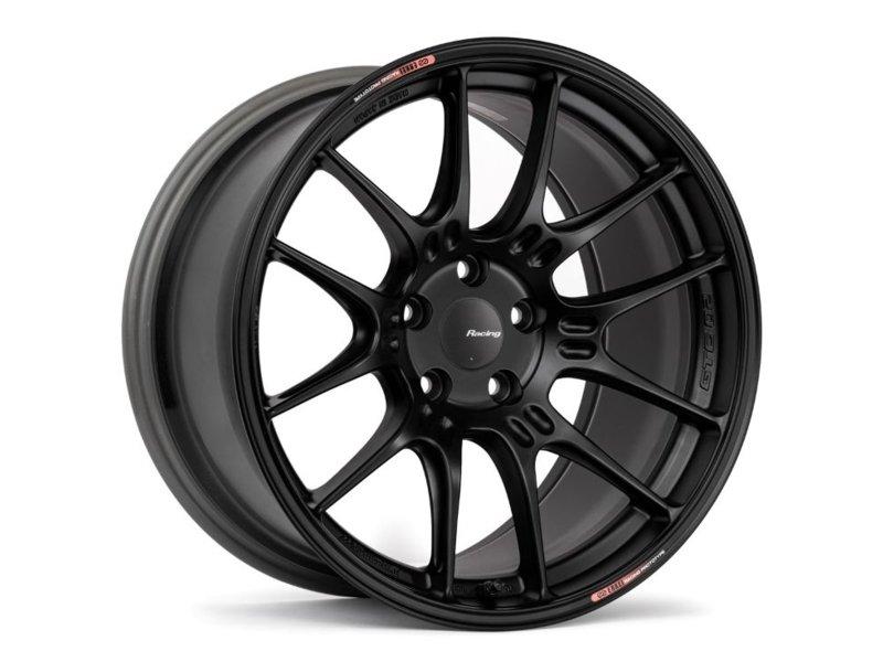 Enkei GTC02 Wheel 19x9.5 5x112 27mm Matte Black