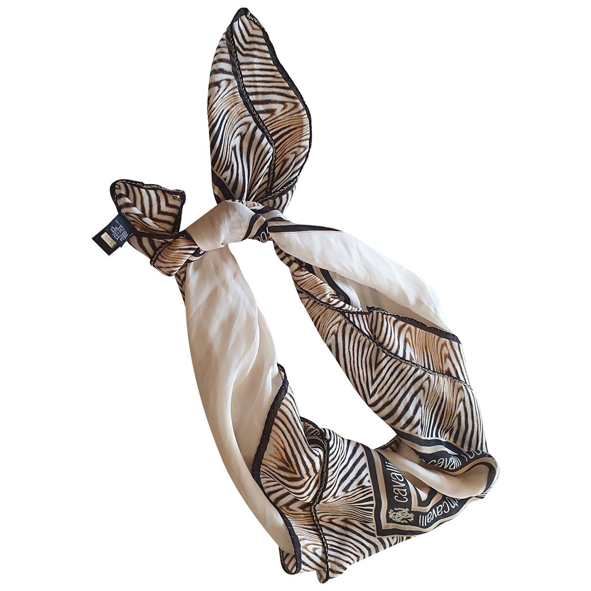 Roberto Cavalli \N Silk scarf for Women \N