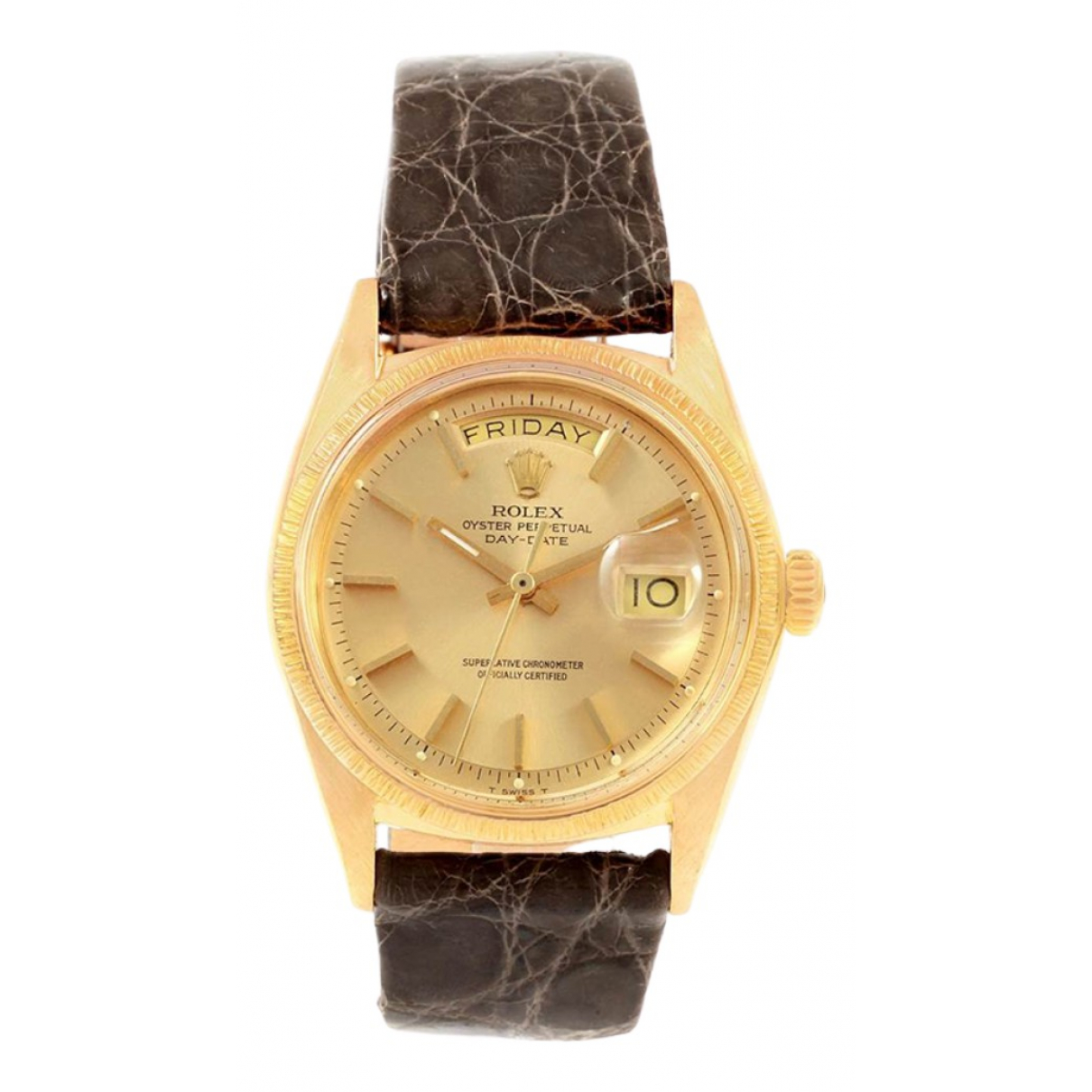 Rolex Day-Date 36mm Gold Yellow gold watch for Men \N