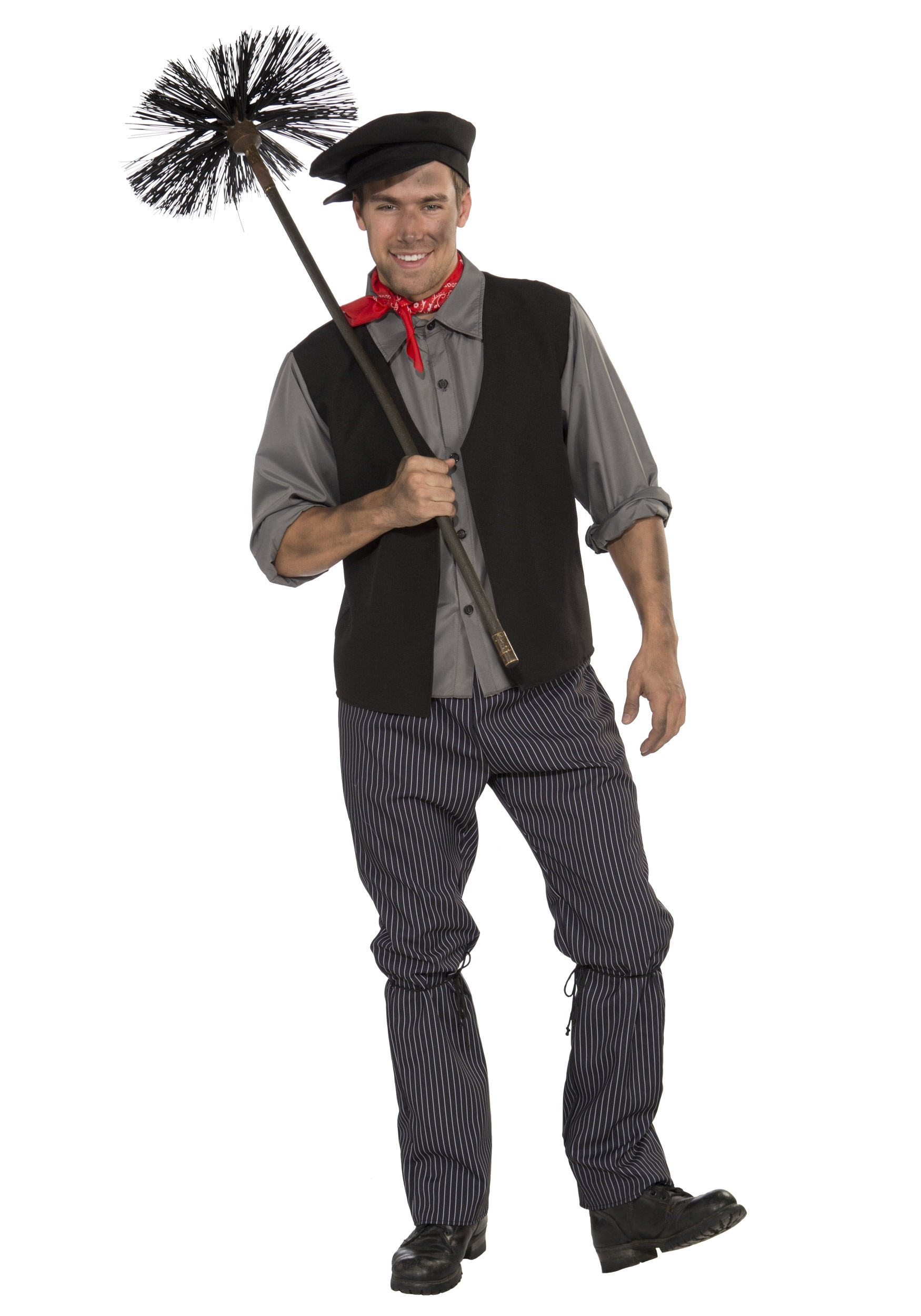 Chimney Sweep Costume for Men
