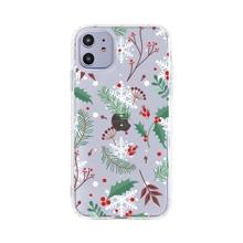 iPhone Schutzhuelle mit Blatt Muster