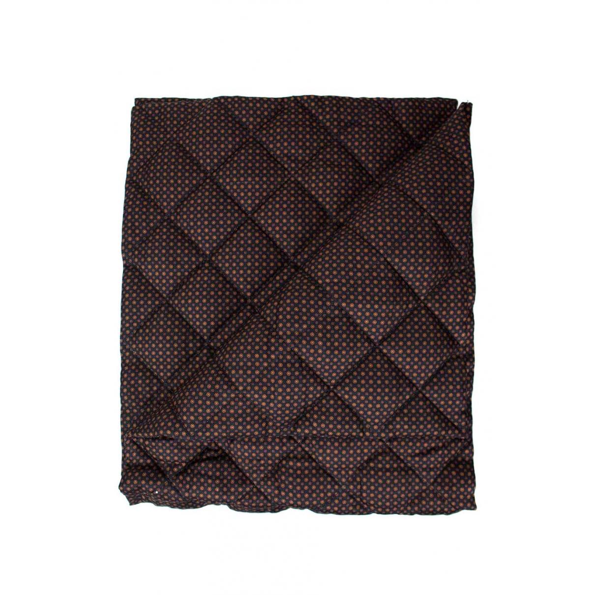 Balenciaga \N Navy Silk scarf for Women \N