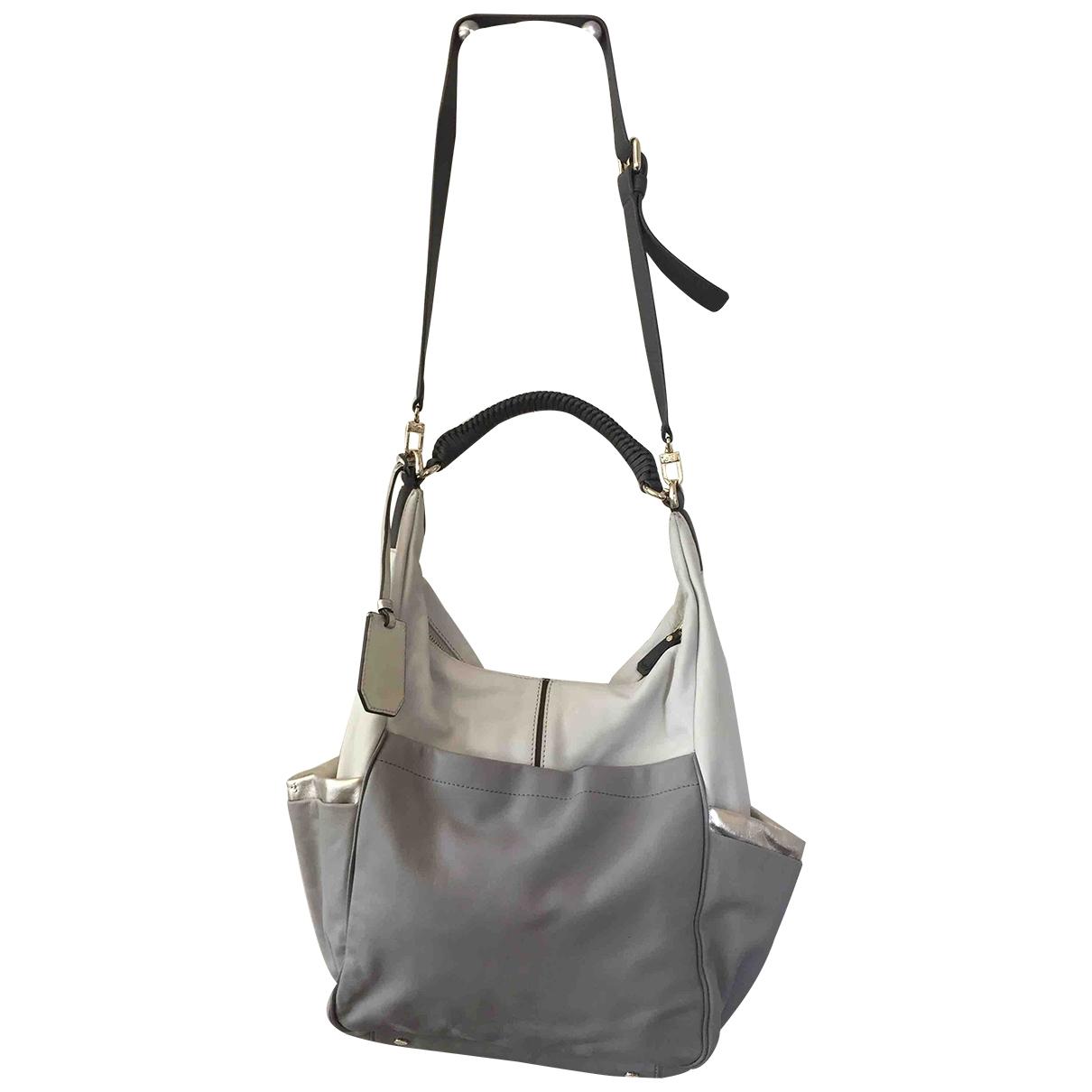 Diane Von Furstenberg \N Multicolour Leather handbag for Women \N