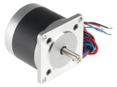 RS PRO Unipolar Hybrid Stepper Motor 1.8°, 2.38 V, 2.8 A, 4 Wires
