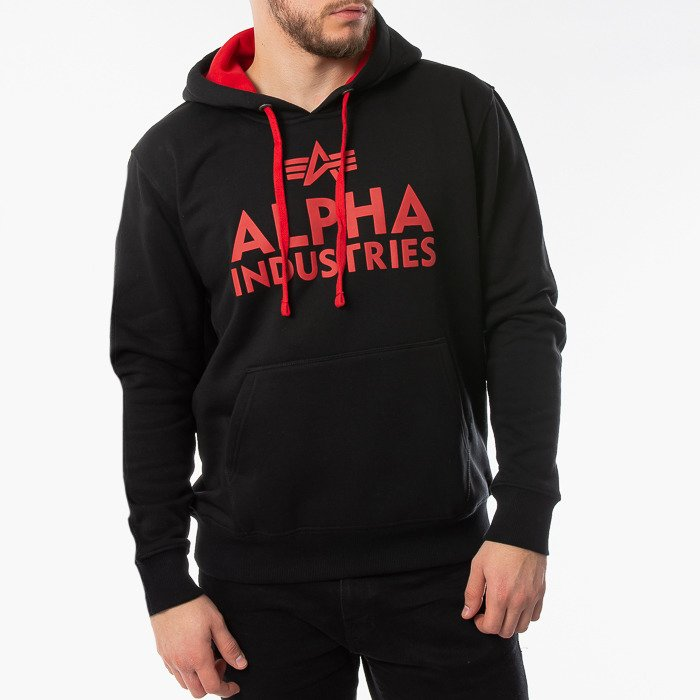 Alpha Industries Foam Print Hoody 143302 03