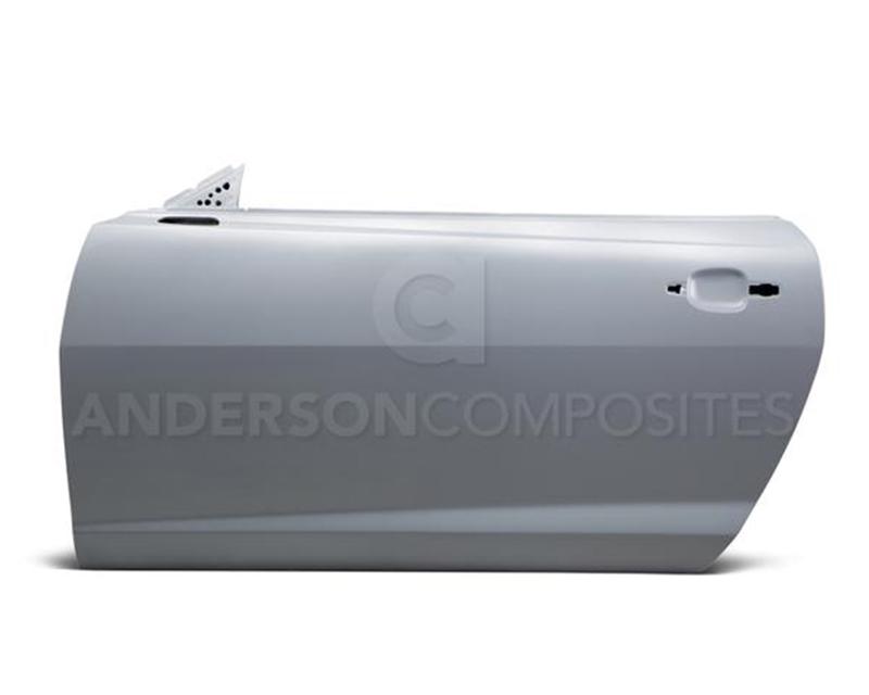 Anderson Composites AC-DD1011CHCAM-GF Fiberglass Doors (Pair) Chevrolet Camaro 10-15