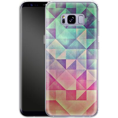 Samsung Galaxy S8 Plus Silikon Handyhuelle - Myllyynyre von Spires