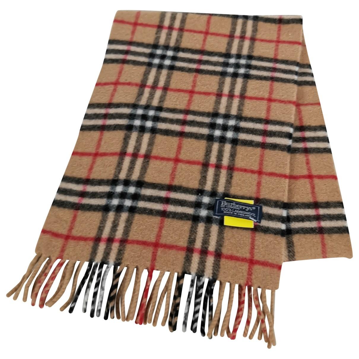 Burberry - Cheches.Echarpes   pour homme en laine