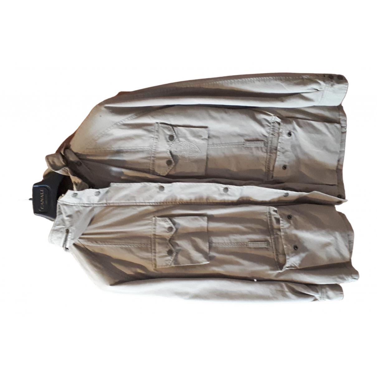 Levi's N Green Cotton jacket for Women L International