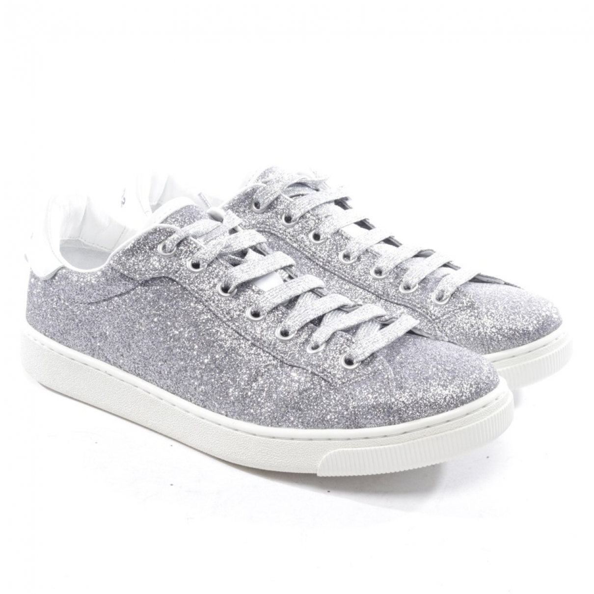 Dsquared2 - Baskets   pour femme en a paillettes - metallise