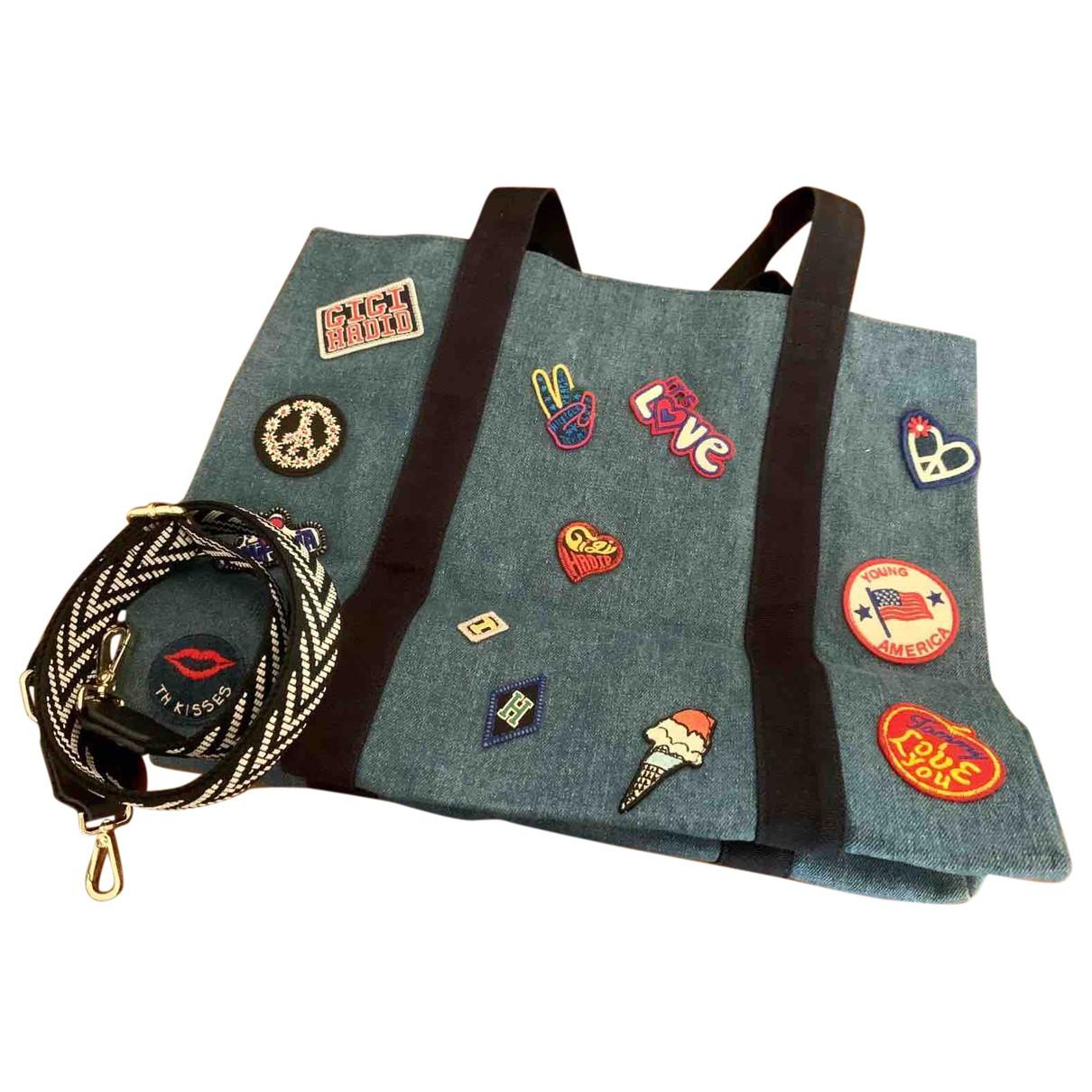 Tommy Hilfiger \N Denim - Jeans handbag for Women \N