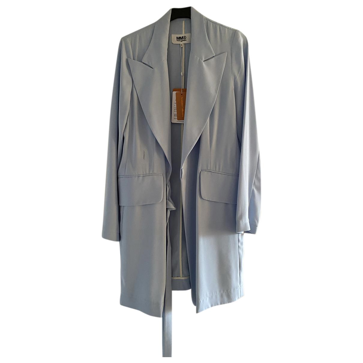 Mm6 - Veste   pour femme - bleu