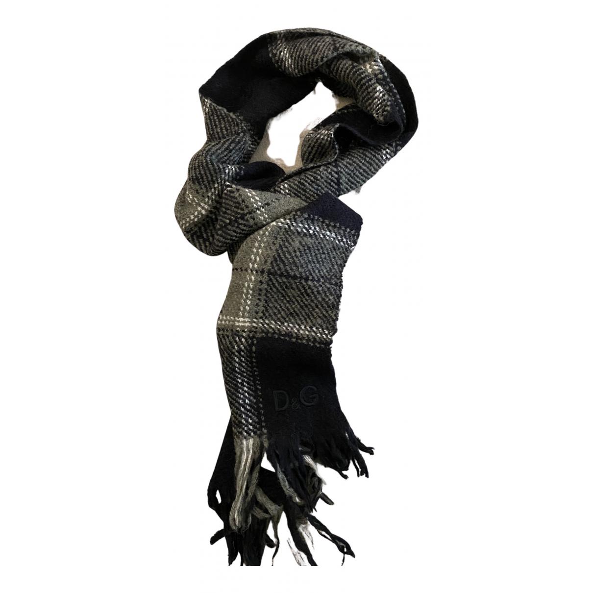 Pañuelo / bufanda de Lana D&g